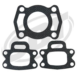 Sea-Doo Exhaust Gasket Kit 587 White GTS /GTX /SP /SPI /XP /Explorer /SPX 1992 1993 1994 1995 1996