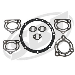 Kawasaki Exhaust Gasket Kit 1200 Ultra 150 /STX-R /1200 1999 2000 2001 2002 2003 2004 2005