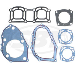 Yamaha Exhaust Gasket Kit 650 Except LX Super Jet /WaveRunner III (non GP) /WaveRunner VXR
