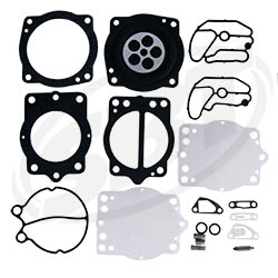Keihin CDK-II Carburetor Rebuild Kit Kawasaki /Polaris