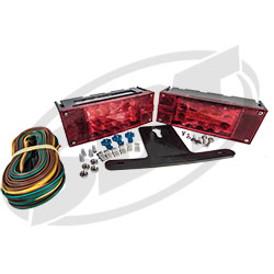 Trailer Light Kit 15 Diode LED