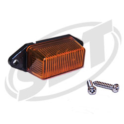 LED Clearance Lights amber 1 x 3.13