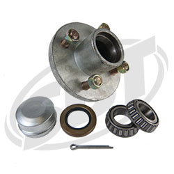 4-Bolt Hub Kit (1bearing Size)