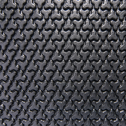 BlackTip Jetsports Sheet Goods Black Wishbone traction mat /Sea-Doo Carpet /Pads /Mat /Footwell
