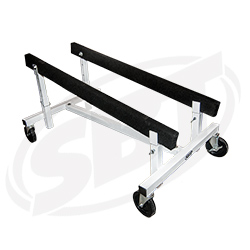 PWC Angle Adjustable Shop Cart - 20