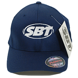 SBT Blue Flex Fit Ball Cap